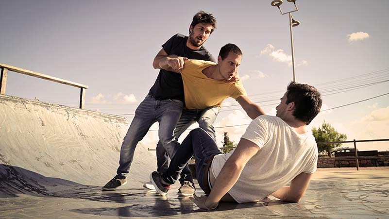 How to Write a Fight Scene—Part 2: Hand-to-Hand Combat
